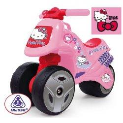 INJUSA odrážadlo motorka Hello Kitty