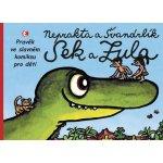 Sek a Zula - Pravěk ve slavném komiksu pro děti - 2.vydání - Miloslav Švandrlík