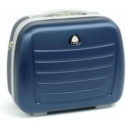 a013a9f232b65 LUMI 189 Kozmetický kufor veľký 30x37x19 cm Tmavě modrá alternatívy ...