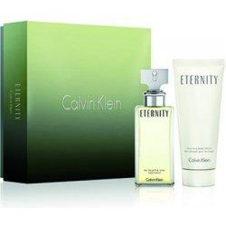 0e940016d0 Calvin Klein Eternity EDP 30 ml + sprchový gél 100 ml darčeková sada od  21
