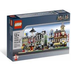 Lego Exclusive 10230 Mini Modulárne Domy Od 21910 Heurekask