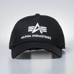 43632d4e6 Alpha Industries Basic Trucker Cap so sieťkou Black alternatívy ...
