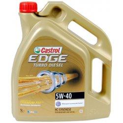 Castrol Edge Turbo Diesel Titanium FST 5W-40 5 l