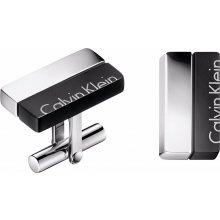 Calvin Klein oceľové manžetové gombíky Boost KJ5RBC210100