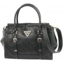 4c706f8eaa Guess dámska stredná kabelka T   U BLA čierna