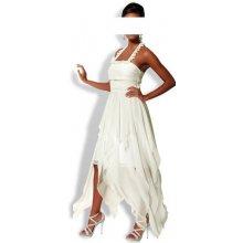 Extravagantné svadobné šaty HEINE krémová