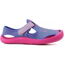 f6db94eb20040 Nike Sunray Protect PS Pre-School Girls' Sandal