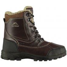 d17031d19c411 Pánske vysoké zimné topánky Karrimor