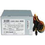 IBOX CUBE II ATX 400W ZIC2400W12CMFA