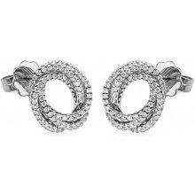 97ffdc972 iZlato Design diamantové náušnice Heaven DB0092