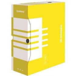 75ef76633 Donau Archívny box A4 120 mm žltý od 0,82 € - Heureka.sk