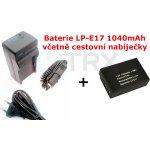TRX LP-E17 1040 mAh batéria - neoriginálne