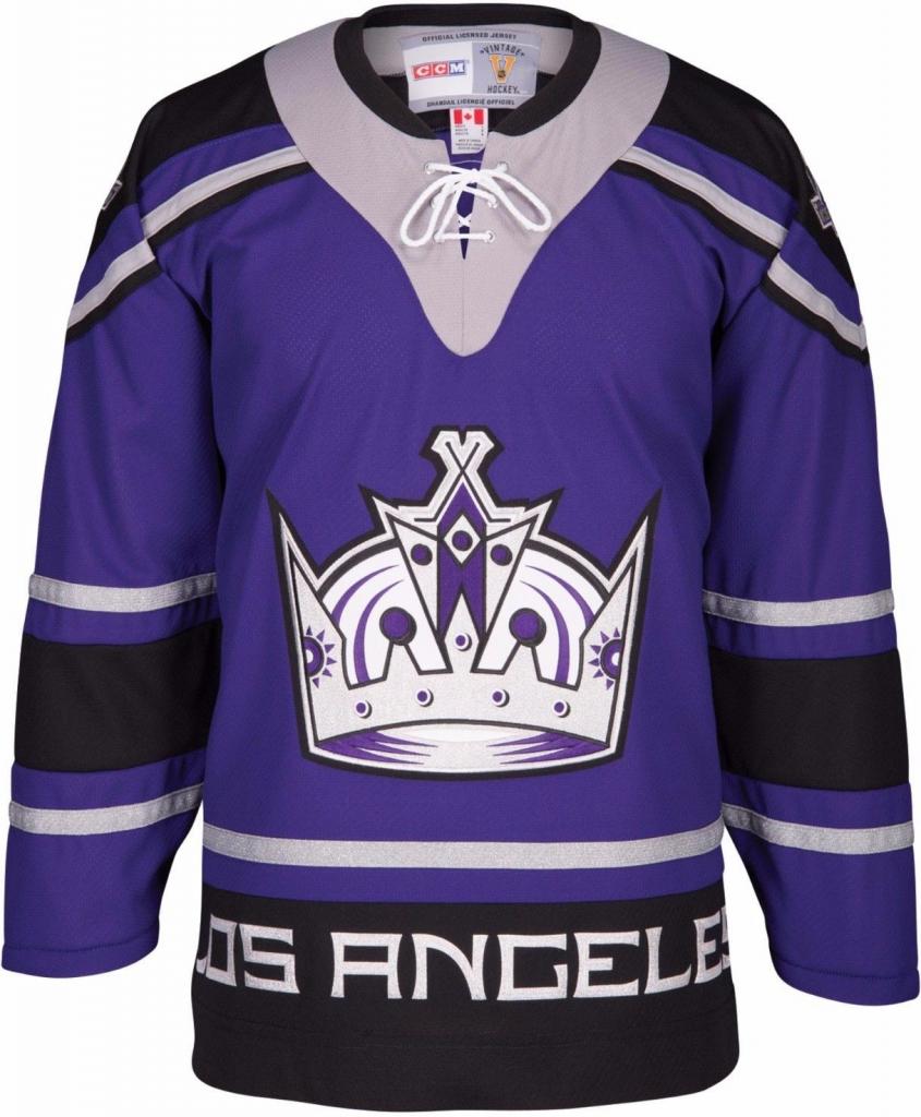 1f48d61f0e98e CCM Los Angeles Kings retro dres (2000) pánsky alternatívy - Heureka.sk