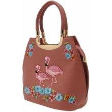 Banned Flamingo Bag Ladies