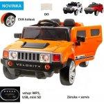 Joko elektrické autíčko Hummer Velocity 6V oranžová