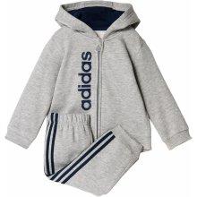 Adidas chlapčenská súprava CE9561 SP FZH JO FL 6c71f68fdde