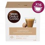 Nescafé Dolce Gusto Cortado kávové kapsule 16 ks