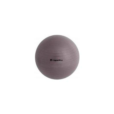Gymnastická lopta inSPORTline Top Ball 75 cm tmavo šedá