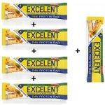 Nutrend Excelent Protein bar 4 x 85 g