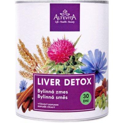 liver detox pečene