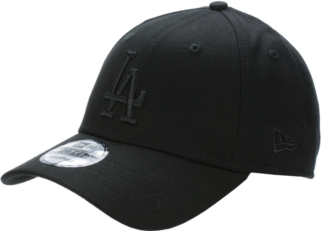 833d60409 Šiltovka New Era 9FO League Essential MLB Los Angeles Dodgers Black ...
