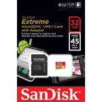 SanDisk micro SDHC Extreme 32GB Class 10 UHS-I