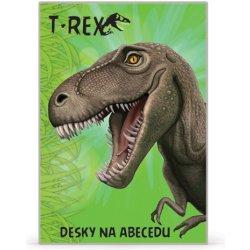 Dosky na abecedu TREX