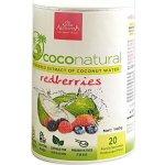 Altevita Coconatural Redberries mix instantná kokosová voda 140g