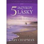 Päť jazykov lásky - 2. vydanie - Gary Chapman
