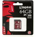Kingston SDXC 64GB UHS-I U3 SDA3/64GB