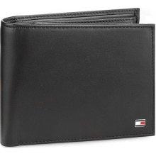 3525fad3e88 TOMMY HILFIGER Veľká Peňaženka Pánska Eton Cc Flap And Coin Pocket  AM0AM00652 002
