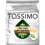 Tassimo Jacobs Caffe Crema XL 16 T-Disců 144g