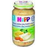 HiPP Tagliatelle s morskou rybou brokolicou a smotanou 6x220 g