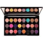 3499edf98a9df Makeup Revolution Creative Vol 1 paletka očných tieňov 24 x 0,5 g