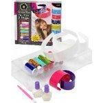 Mac Toys Fashion Time Zdobení čelenek a náramků kreativní set v krabici