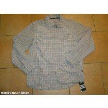 e9e730bd26a8 Adidas pánska košeľa P09900 Trail Chceked LS