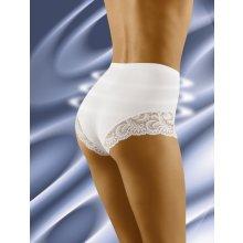 Sťahovacie nohavičky exept biele