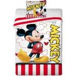 Jerry Fabrics obliečky bavlna Mickey 2014 140x200 70x90