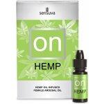 Sensuva ON Hemp Oil Infused Female Arousal Oil 5ml