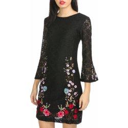 Desigual dámské šaty Vermond čierna od 89 dc5bf69e757