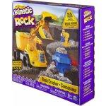 cda8d2da8133d Kinetic Sand Kinetic Rock stavebné sada so strojom 340 g