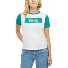 7192e59e0e345 Vans V Tangle Range Ringer - White/Quetzal