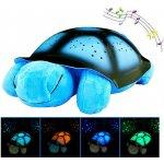 Jenifer HK 04 Magická hrajúca korytnačka nočný projektor modrá