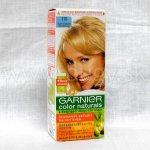 Garnier Color Naturals s dvojitou olivovou starostlivosťou prirodzený blond 110
