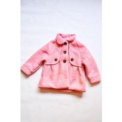 Minoti Forest 9 kabát dievčenské řůžová od 12 f0b6fc96596
