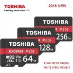 Toshiba microSDXC UHS-I 256 GB THN-M303R2560E2