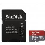SanDisk microSDXC 200GB UHS-I U1 SDSQUAR-200G-GN6MA