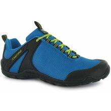 baecfb041 Karrimor Newton pánské Walking Shoes Cobalt/Lime