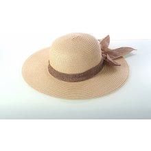 3c74b7876 Dámsky klobúk z rafie so šatkou Kbas KB019808
