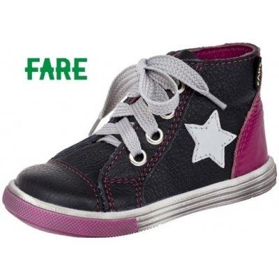 Fare Detská celoročná obuv 2151111 černá